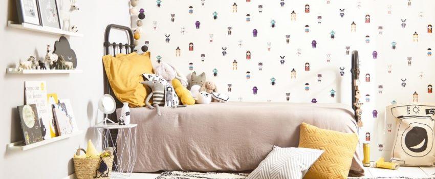 Sienna Paris Papier Peint Notre Selection Deco Pour Chambre D Enfant