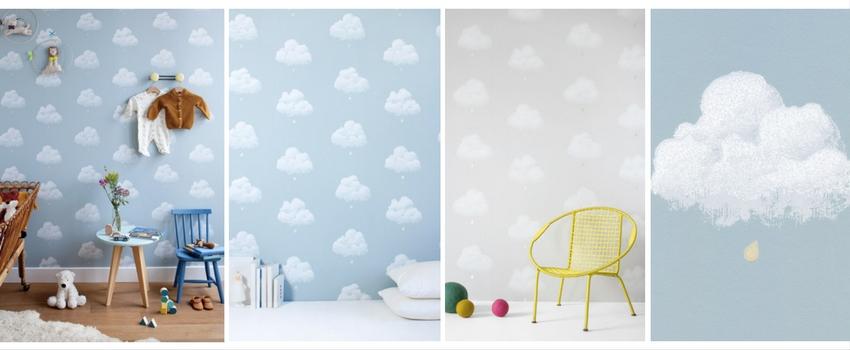 Sienna paris papier peint notre s lection d co pour - Papier peint pour chambre d enfant ...