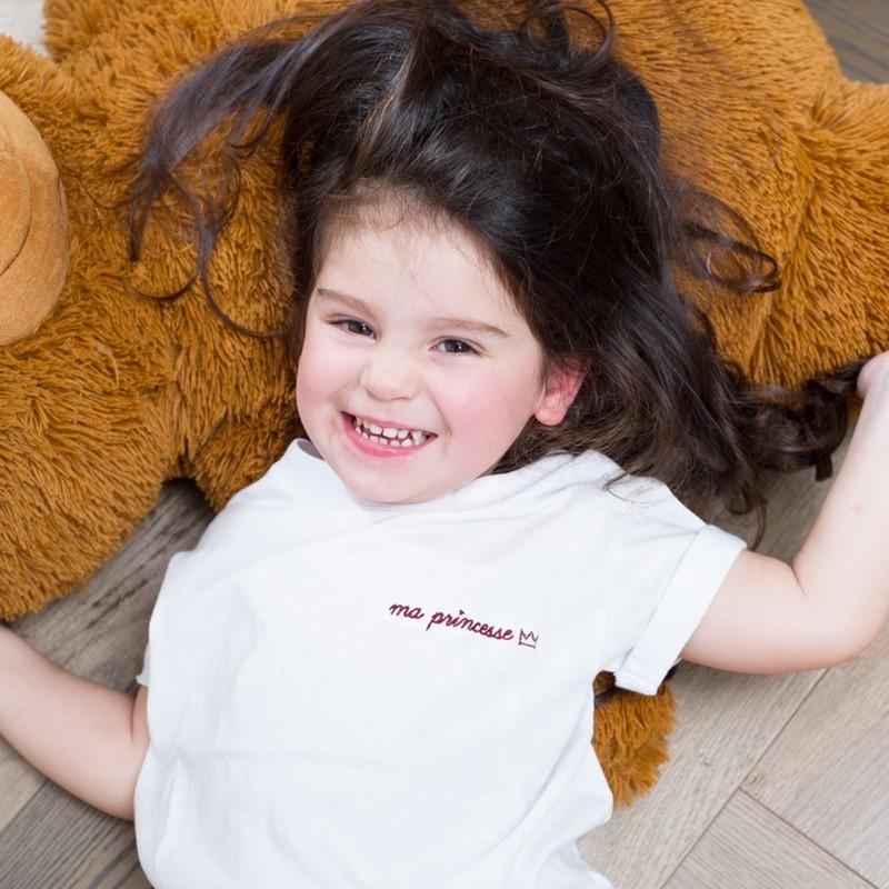 Tee shirt Ma Princesse