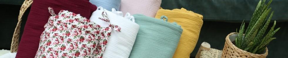 Crib bedding bumper