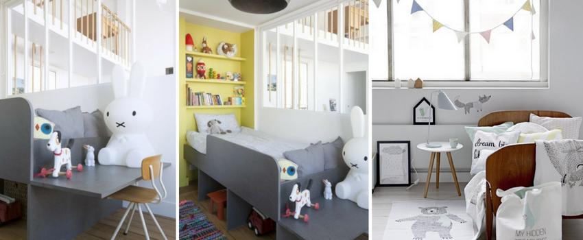 Sienna Paris | La verrière dans la chambre d\'enfant