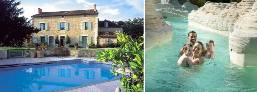 4 hôtels kids friendly en France